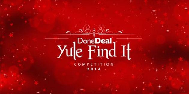 Yule Find It 2014 WINNER!
