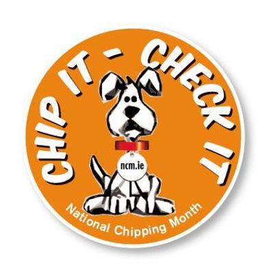Chip it Check it!