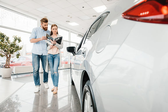 6 Tips When Buying A New Car