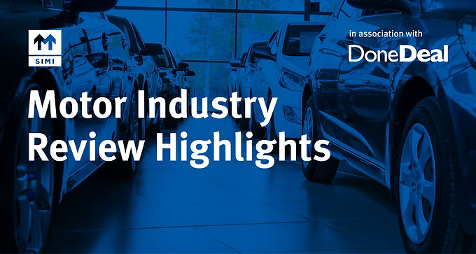 Motor Industry Review – Q2 2017