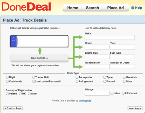 Advanced Search is coming for Commercials & Trucks