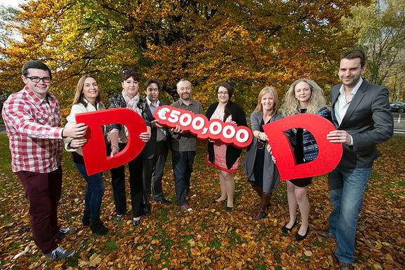 €38,271.30 for October's DoneDeal Charity Month – Brings total to over €500,000!