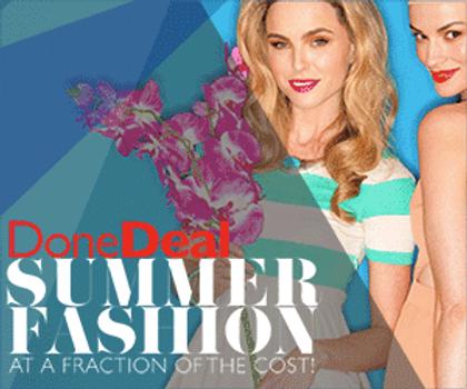 Summer Wardrobe sorted with Darren Kennedy!