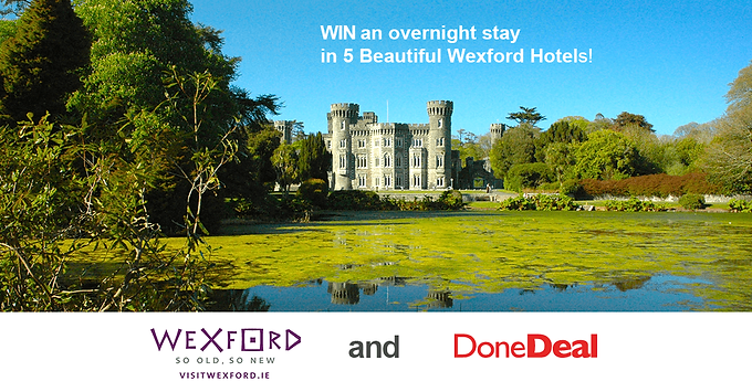 Visit Wexford Competition!