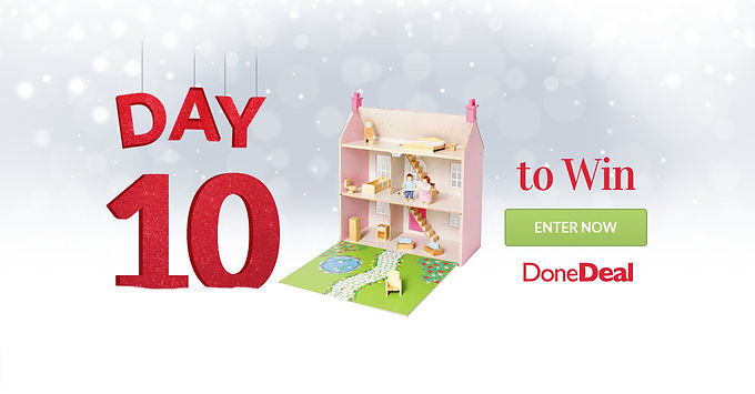 10 days of Christmas – Competition is now CLOSED!