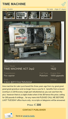 Time Machine!