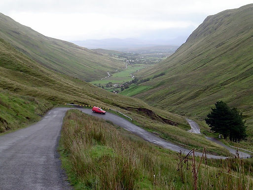 10 most beautiful roads to drive in Ireland