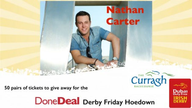 DoneDeal Derby Friday Giveaway!
