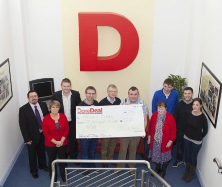 €37,759 raised for December's Charity Month!