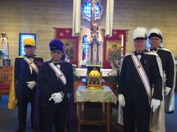 St. John Vianney Relic 5-19