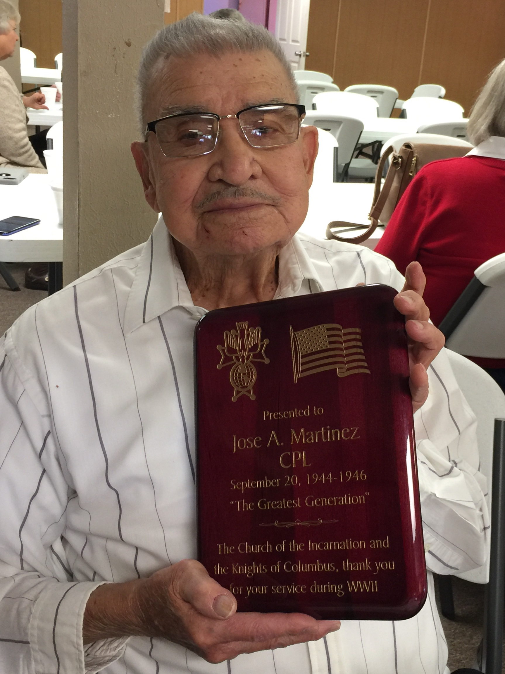 2018 Veteran's Day