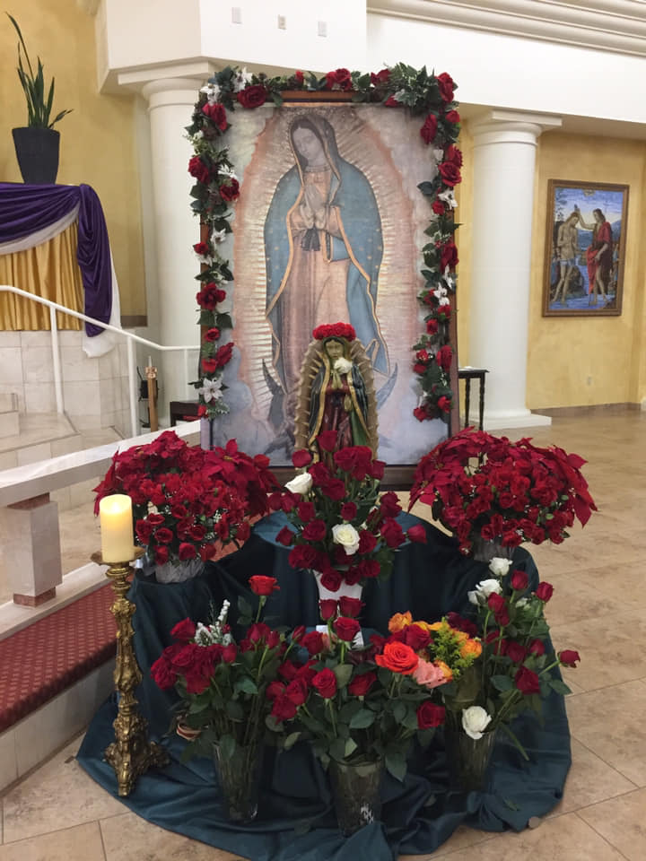 2018 Our Lady of Guadalupe Feast Day