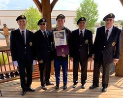 JROTC Patriotism Award