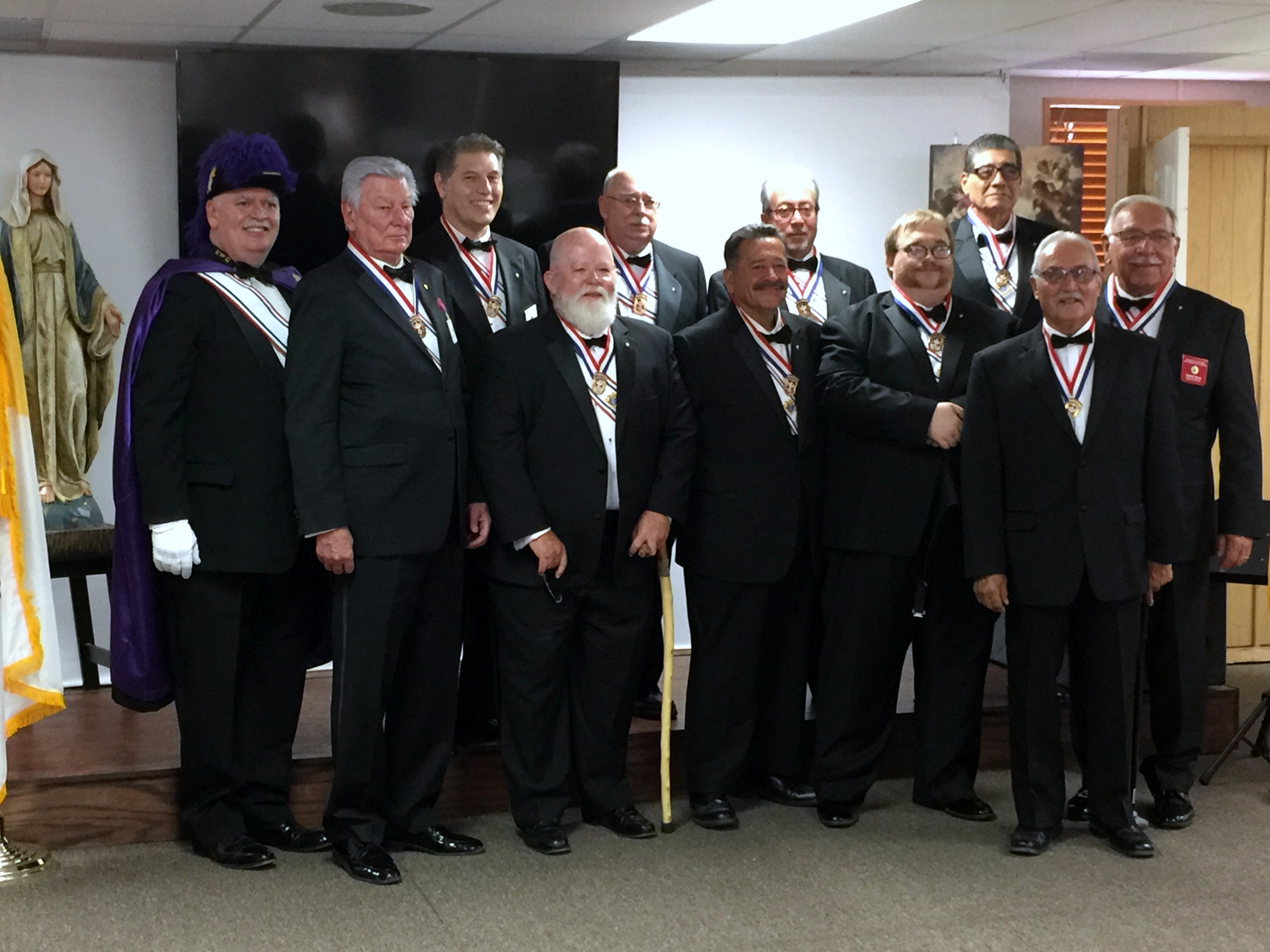 2018 Officer Installation