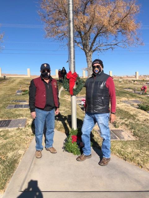 Wreaths Across 2020