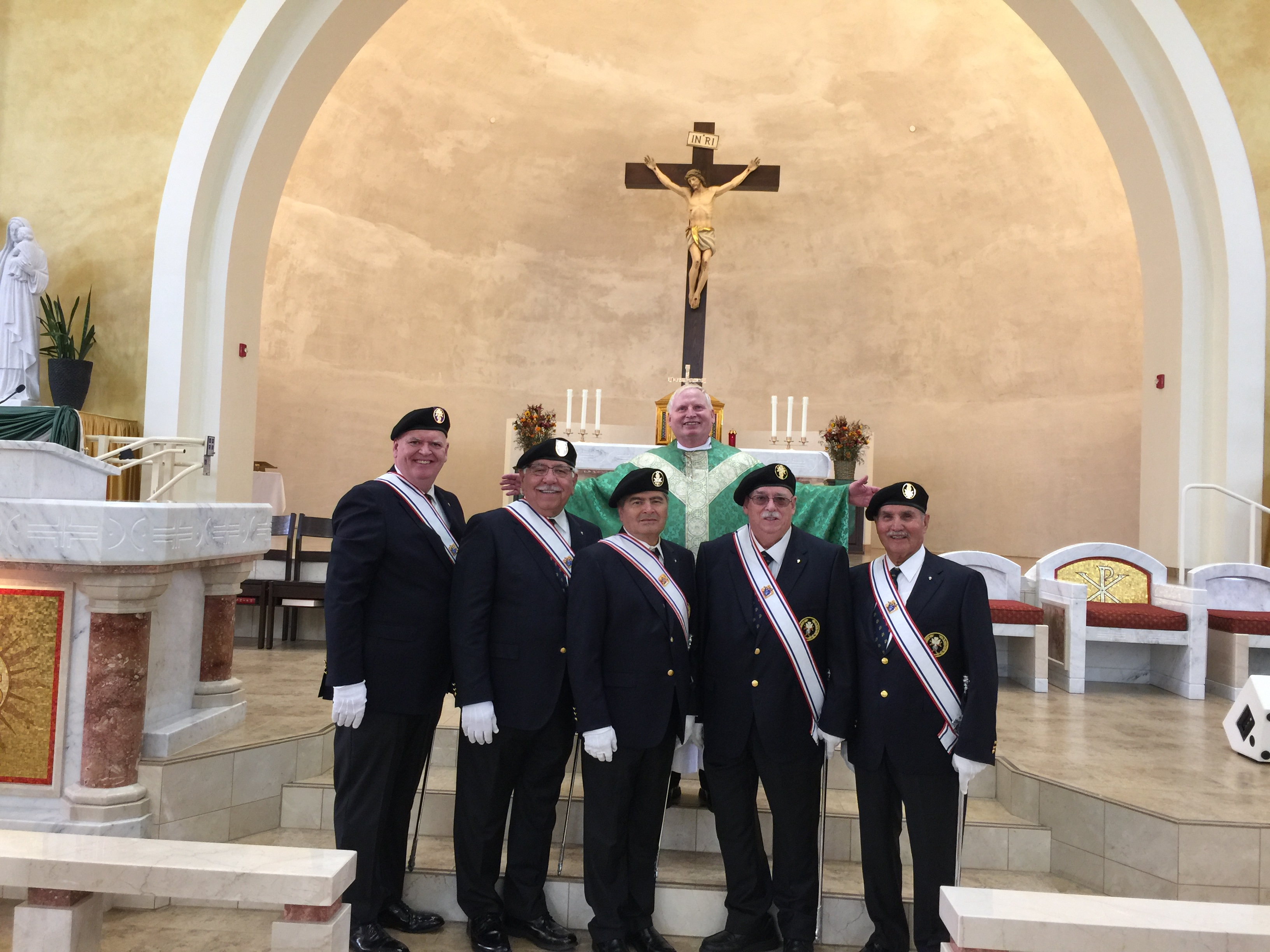 Veterans Day Mass 2019