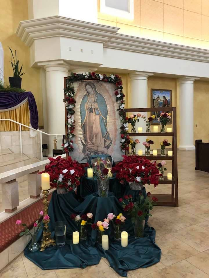 Our Lady of Guadalupe 2019