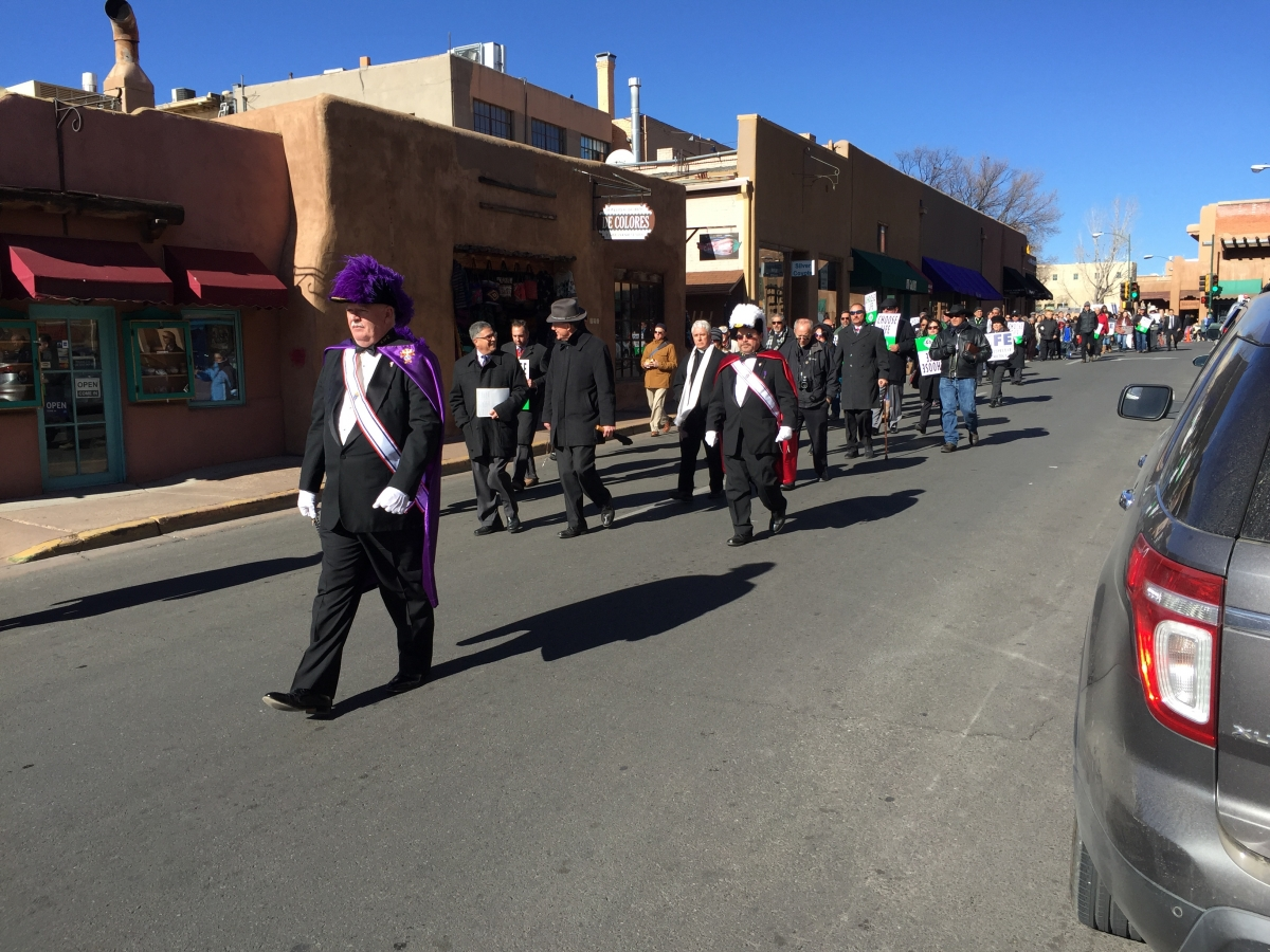 2017 Santa Fe Sanctity of Life March