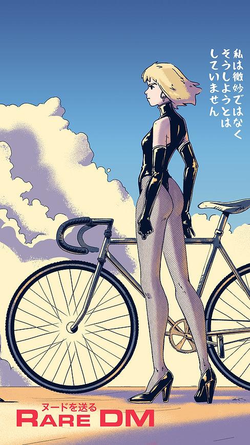 Rare DM anime by @adijuhasz Adi Juhasz (