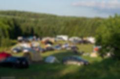 Camping ShazamFest
