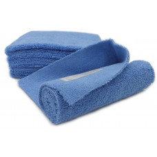 P1 Professional Microfibre Cloth Blue Lasercut