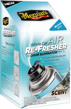 Air Re-fresher | Verschillende geuren