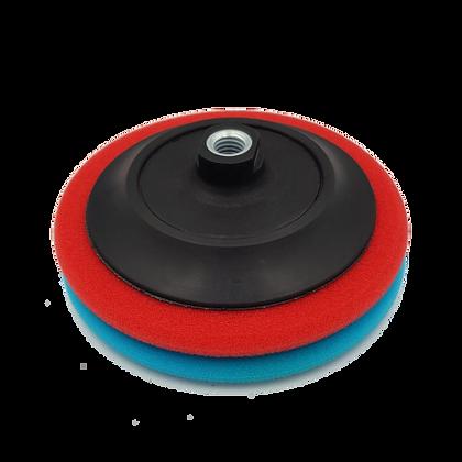 P1 Polish Flexible Backing Plate dia120mm