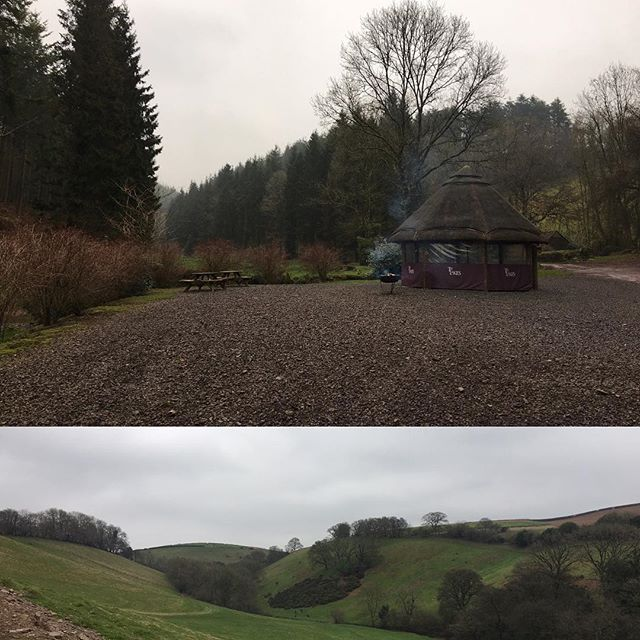 Great day today nice to have some low pressure!! #exmoor #devon #gameshooting #infieldtuition #mcphe