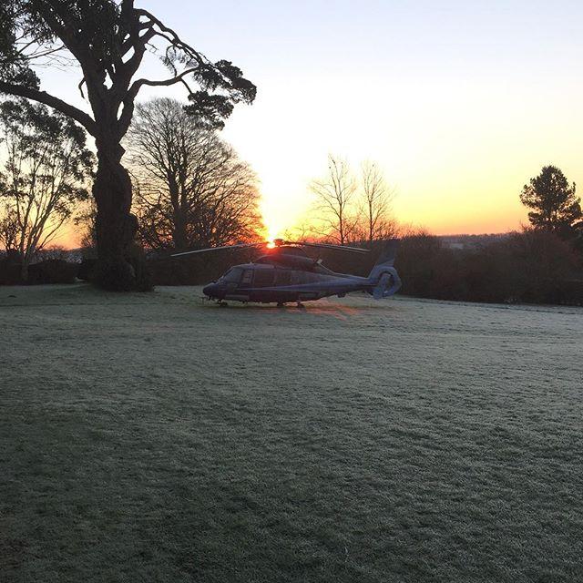Sun Rise at -7