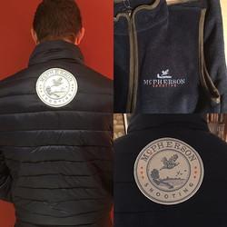 New merchandise arriving #infieldtuition #gameshooting #shootingclothing #mcphersonshooting #onsalen