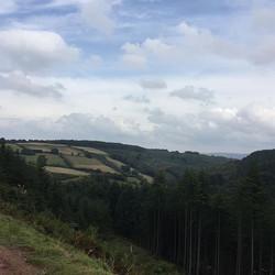 A brilliant day in Exmoor! Wiltshire tomorrow