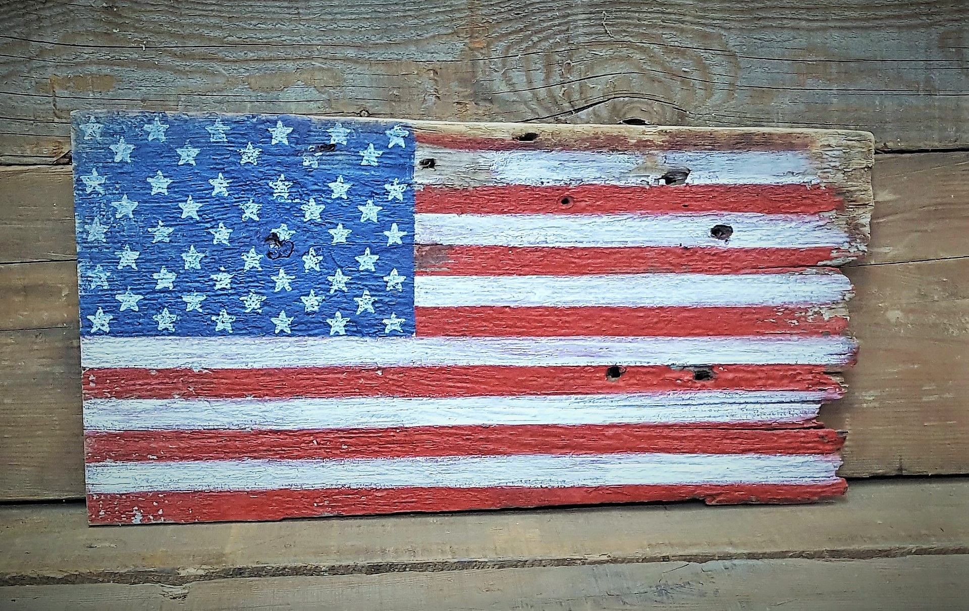 American Flag #107