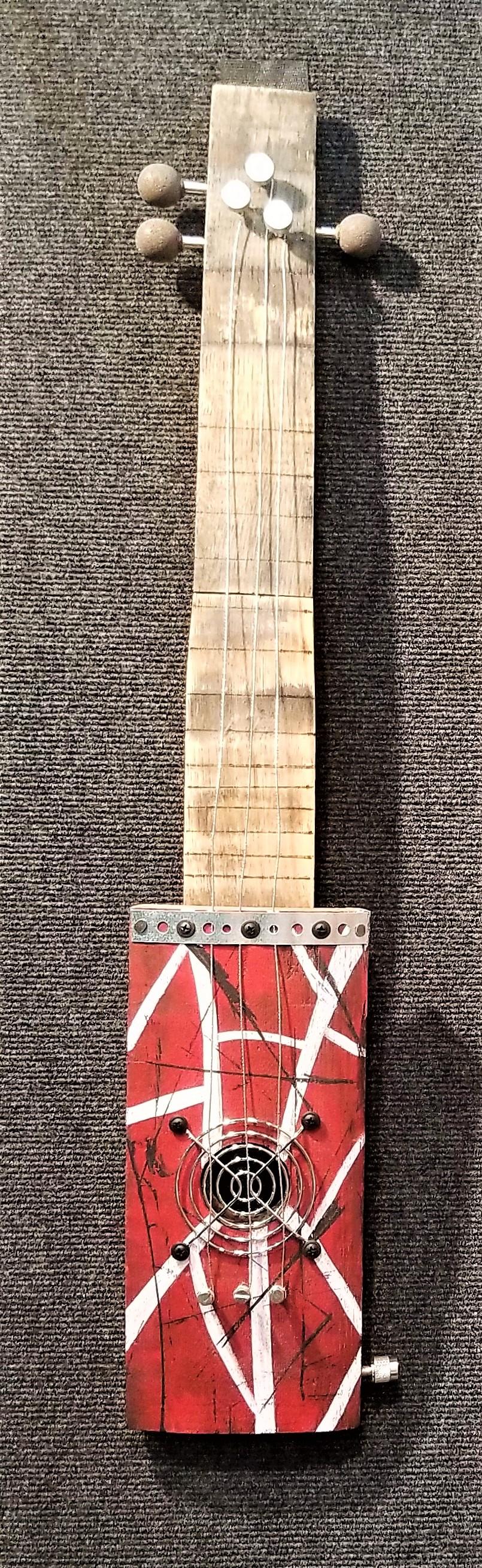 Guitar #4 & #1