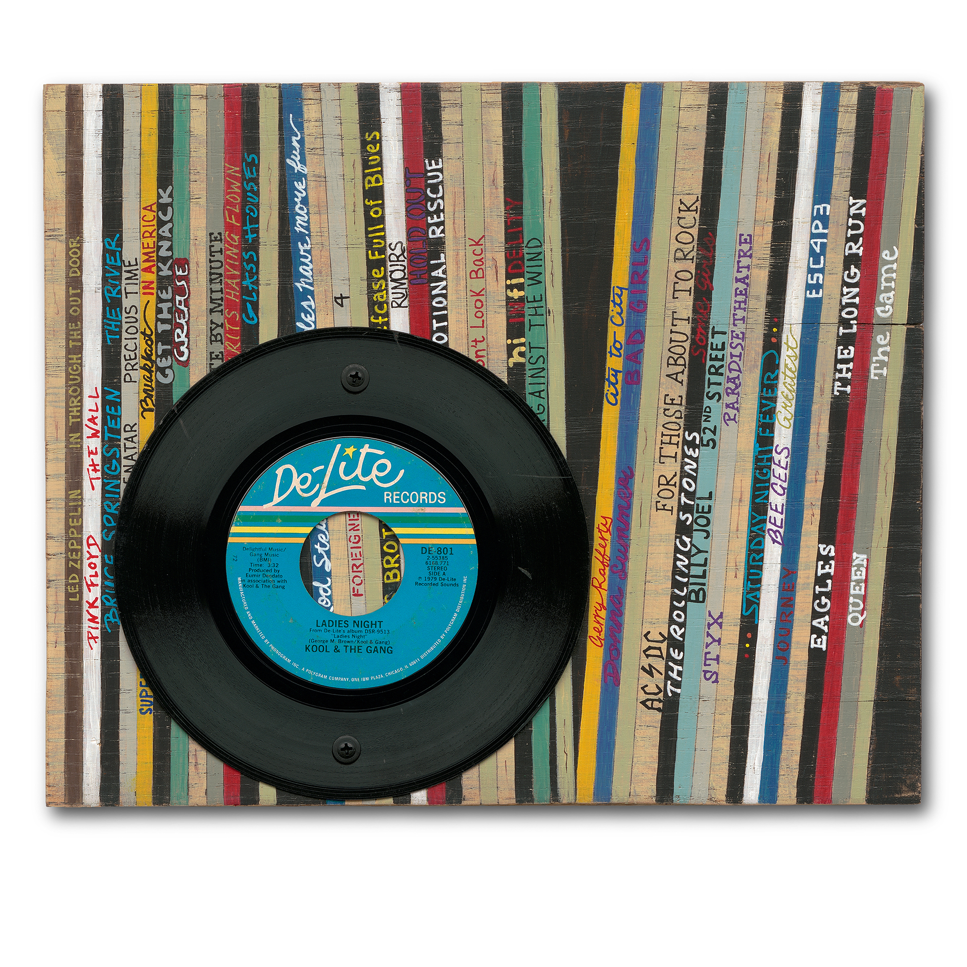 Chart Toppers '78-'81