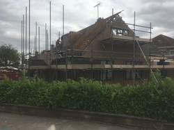 Home extension and refurbishment