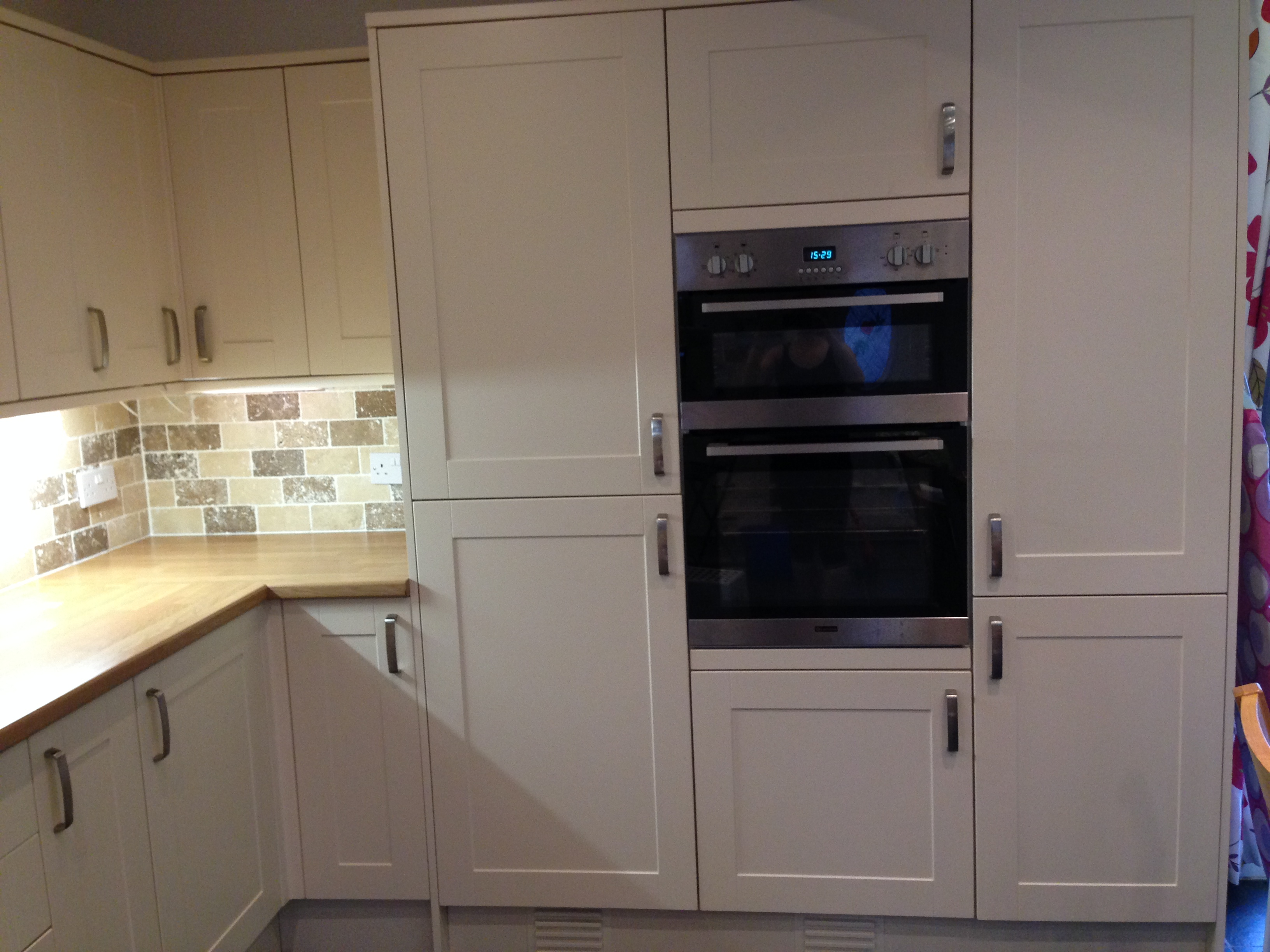 Example of new kitchen