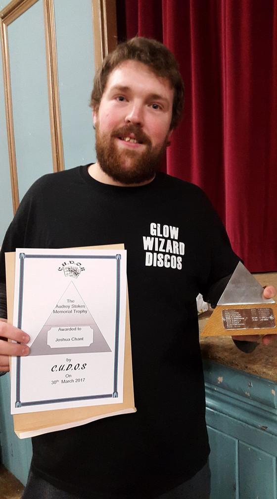 Award For Josh