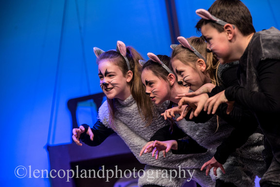Memorable moments as CUDOS stage Dick Whittington