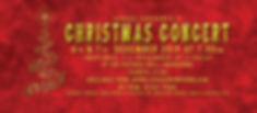 Christmas Concert Face Book Header [JPEG
