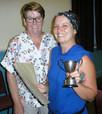 Awards presented at the CUDOS AGM