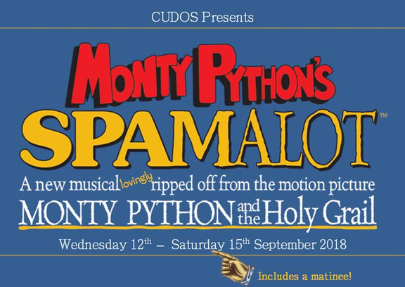 Spamalot All You Need To Know