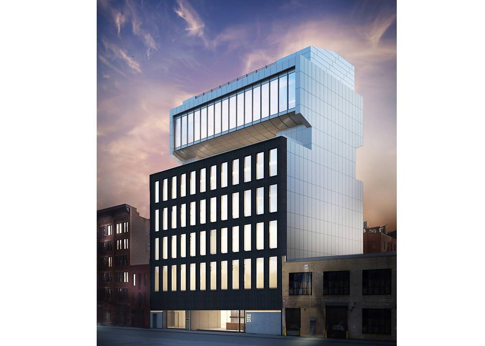 GALERÍA PACE, POR BONETTI KOZERSKI ARCHITECTURE (NUEVA YORK, EE UU)