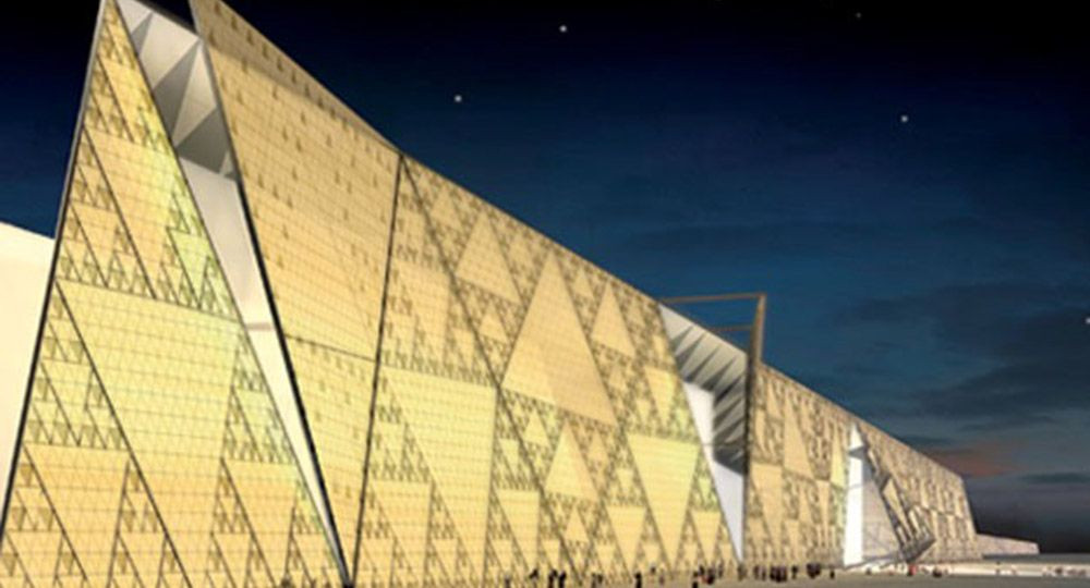 GRAN MUSEO EGIPCIO, POR HENEGHAN PENG ARCHITECTS (GIZA, EGIPTO)
