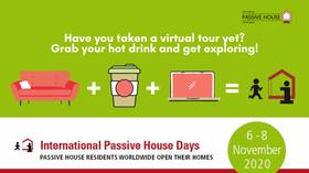 Chile participa #IPHopendays con tour virtual a obra del primer edificio residencial Passivhaus en L