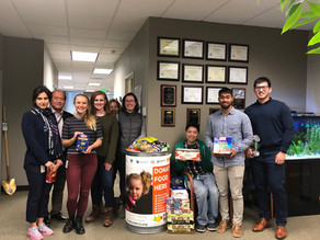 2019 Toy and Food Drive