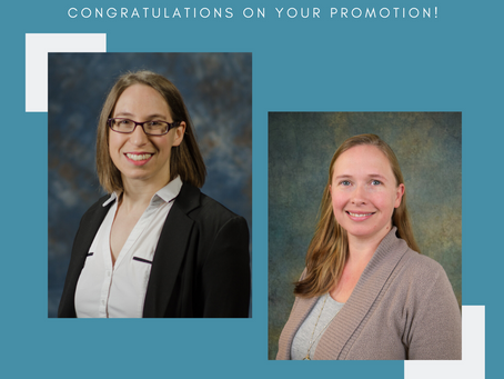 WRECO congratulates two new Associates: Jennifer Abrams and Lesley Brooks