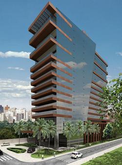 Edifício The One - Faria Lima