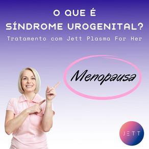 Síndrome urogenital: Tratamento com Jett Plasma For Her