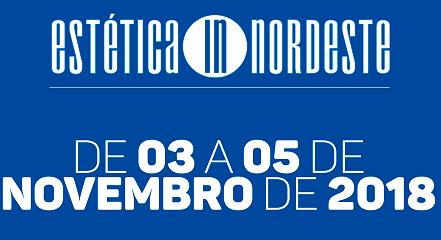 Estaremos na feira Estética in Nordeste - amiea e Cílux!