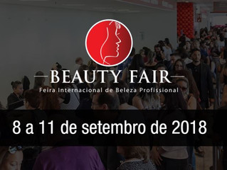 Save the Date: Beauty Fair de 08 a 11 de Setembro